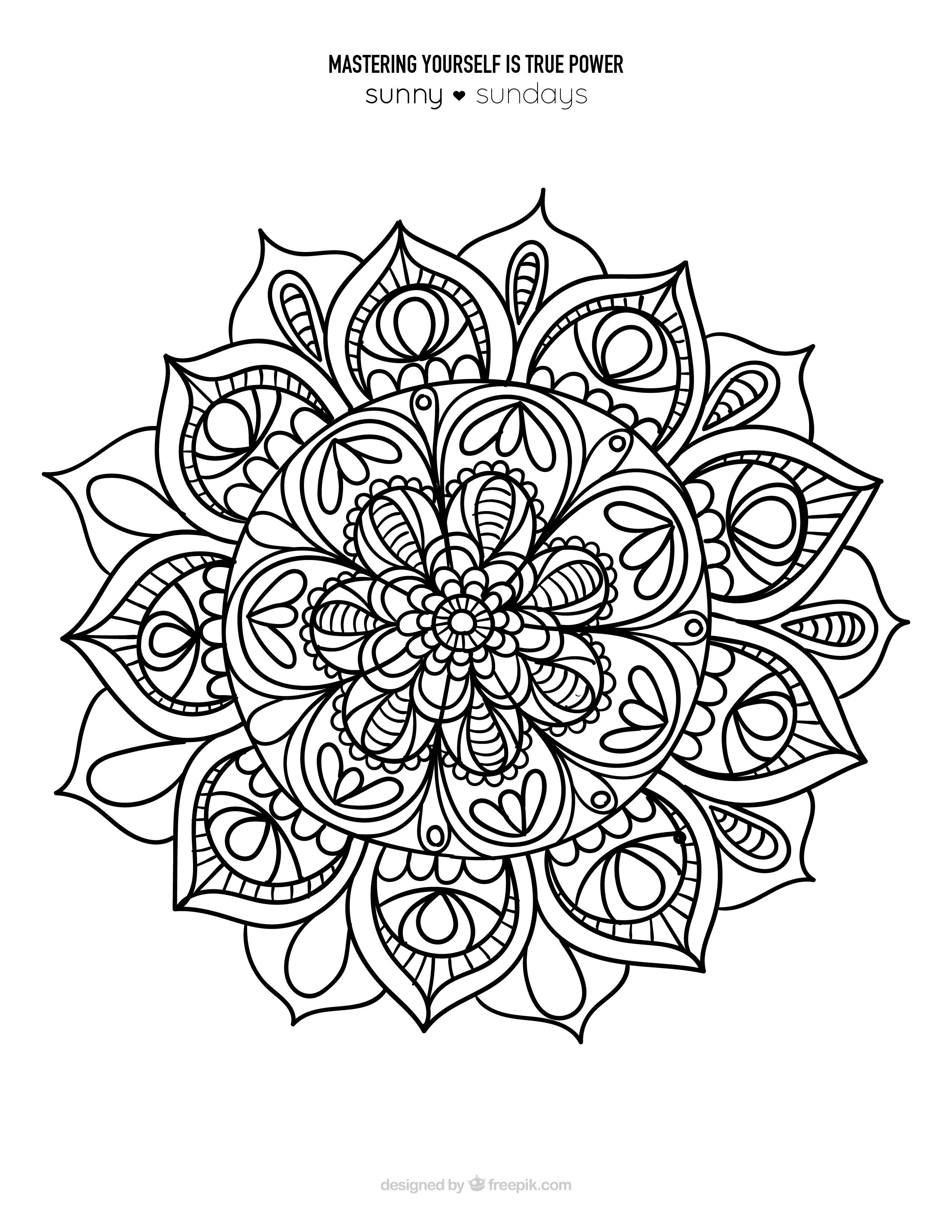 Colores Para Pintar Mandalas - Decoración Del Hogar - Prosalo.com